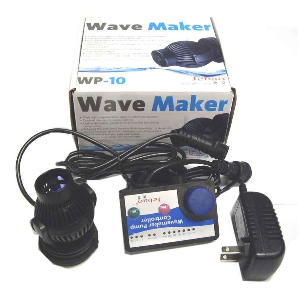 JEBAO WP-10 WP-10P Aquarium Fabricant de Vague Submersible Pompe de Circulation D'eau pour Marine Reef Aquarium Wavemaker avec Contrôleur