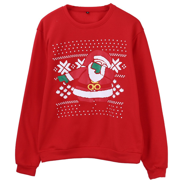 Red Mens ugly christmas sweater 5c64c1130c9df