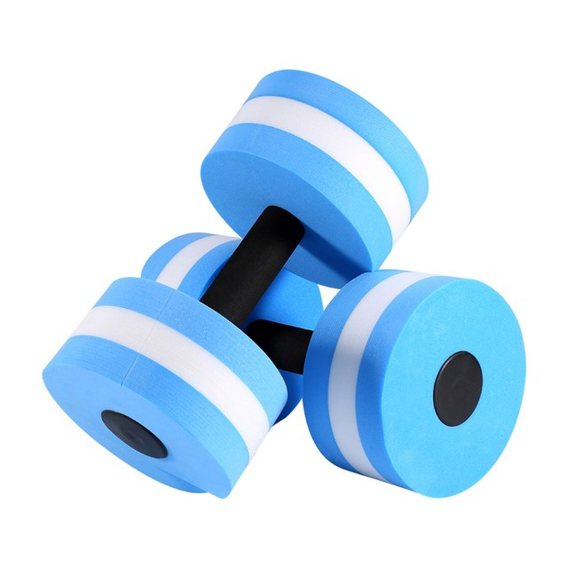 Foam Dumbbells Set for Aqua Aerobics