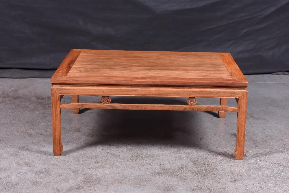 Bureau salon grandes tables de thé café chinois royal meubles en