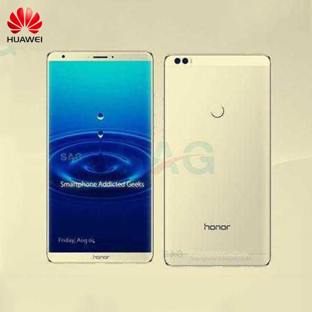 Huawei Honor Note 10 Kirin 970 Octa-core 6GB/8GB RAM 64GB/128GB ROM Mobile Phone Dual SIM 6.9 inch Android Quick Charge