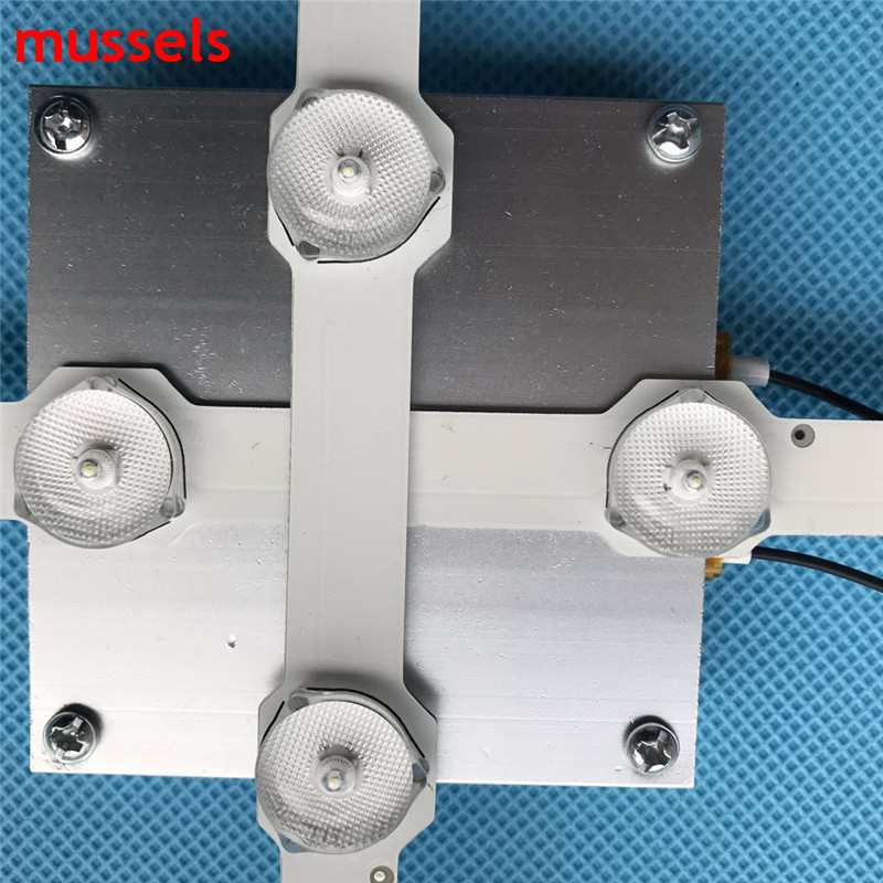 Image 4 - 7cm x 7cm Large LED Remover Heating Soldering Chip Demolition Welding BGA Station PTC Split Plate 270w 250 Degree 1 pieces-in Industrial Computer & Accessories from Computer & Office