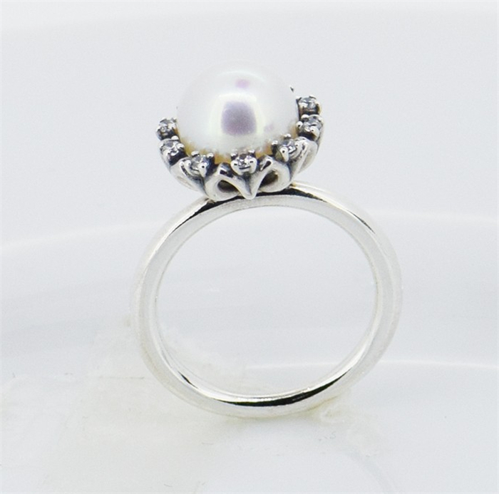 anello con perla pandora prezzo