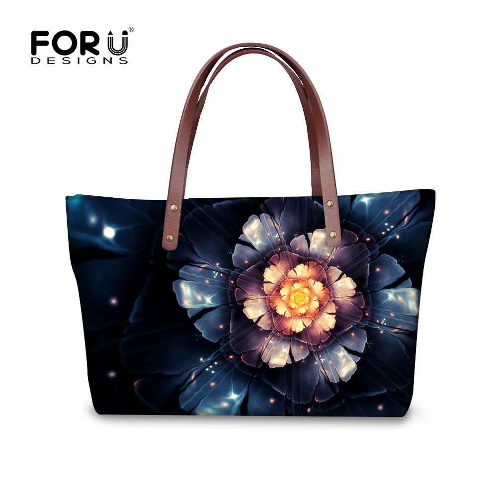 Designer Flower Handbags Top Quality Famous Brand Women Casual Ladies Travel Messenger Shoulder Bag Large Capacity Shopping Bags high quality authentic famous polo golf double clothing bag men travel golf shoes bag custom handbag large capacity45 26 34 cm