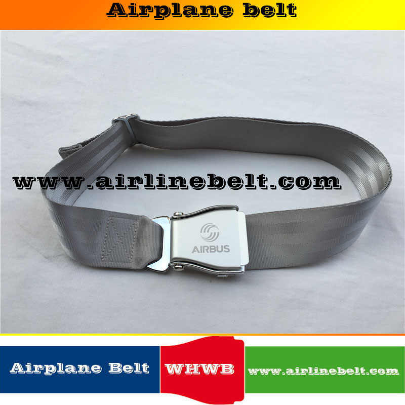 4e58d36c26ca3a Top classic airplane buckle Airbus belt airline aircraft aviation seat belt  buckle fashion men belt for
