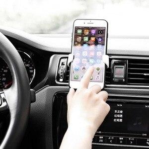 Image 2 - Suntaiho supporto Del Basamento Del Telefono Del Supporto Del Telefono Dellautomobile Per il iPhone In Car Air Vent Mount Basamento Del Supporto per auto Telefono Smartphone Universale stand