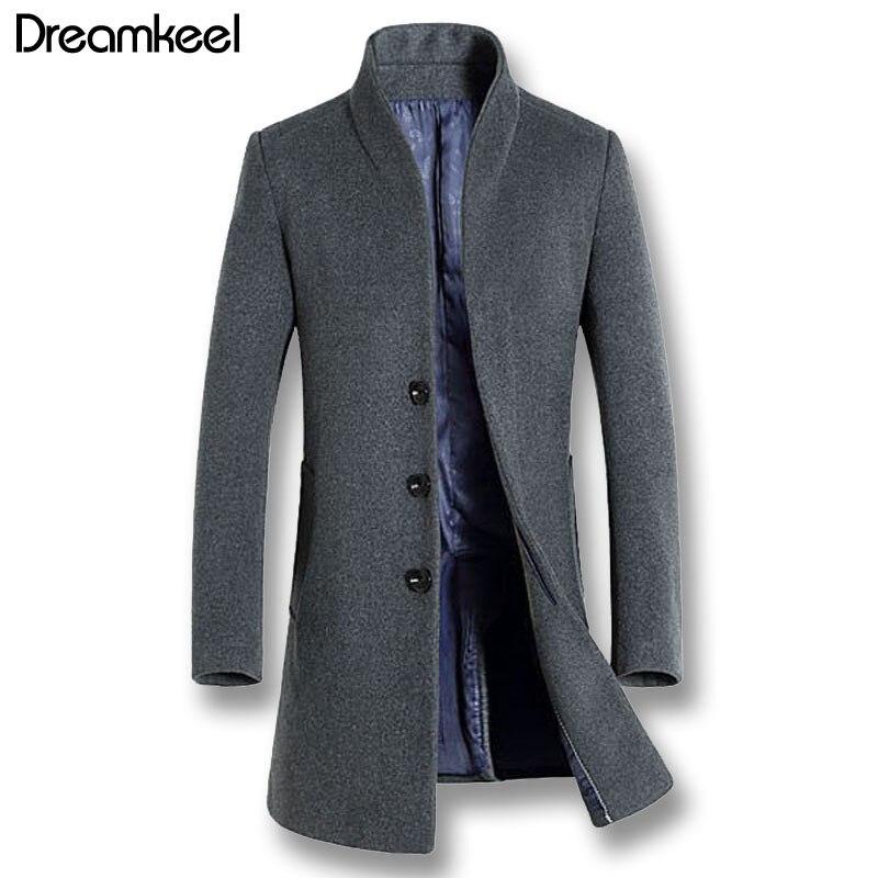 Und Shop Männer Mäntel Casual Jacken Online Herren Wolle 0Pnw8Ok
