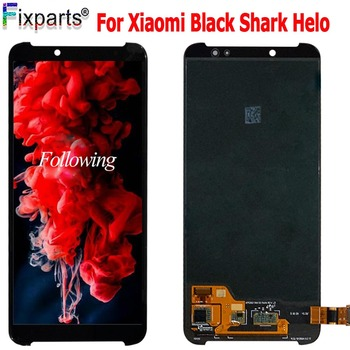 "6.01""NEW Display For Xiaomi BlackShark Helo LCD Display Touch Screen Digitizer Assembly Replace Parts Xiaomi Black Shark2 LCD"