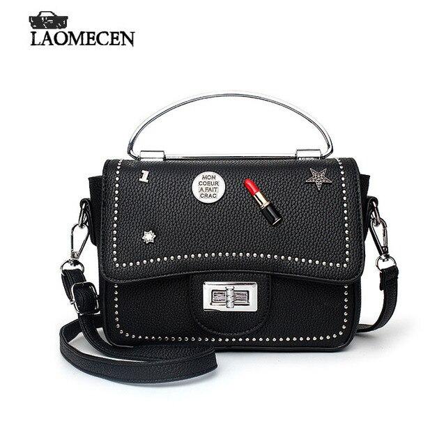 5000fb5662 Women Crossbody Bag Sweet Shell Messenger Bags Fashion Designer Handbags  High Quality Preppy Flap bag Beaded Bolsa Feminina 2017