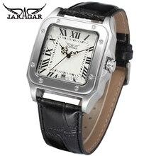 Новый Победитель Повседневная Автоматические Часы Мужчины Горячие продажи Автоматические моды для Мужчин Часы черный кожаный ремешок Доставка Бесплатно WRG8073M3S1