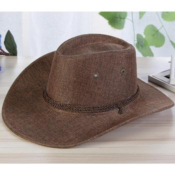 Missky men summer sun hats solid c