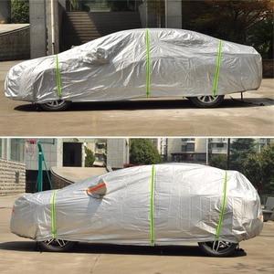 Image 3 - Kayme Gust ฝาครอบรถสายรัด Wind Protector, 3 pcs ปรับเชือกป้องกันฝาครอบสูงลม, universal Fit