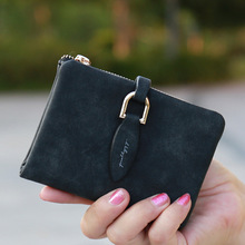 Women's Vintage PU Leather Wallet