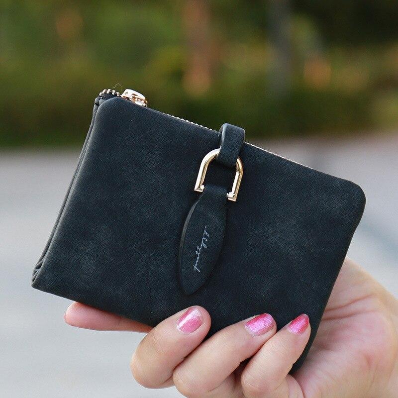 mulheres carteira moda pequeno bolsa Other3 : Billetera
