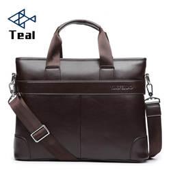 2019 для мужчин's бизнес черный повседневное сумка портфель из ПУ-кожи мужчин's Tote сумки коричневый высокое качество мужской большой ёмкость