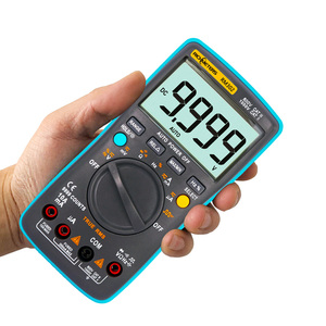 Image 4 - RM303 True RMS 19999 Counts Digital Multimeter NCV Frequency 200M Resistance Auto Power off AC DC Voltage  Ammeter Current Ohm