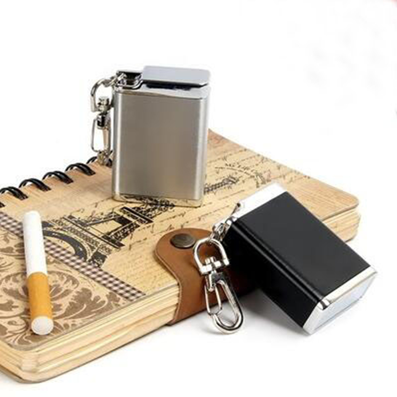 Outdoors Storage Shish Sheshi Multi Tools Keychain Portable Stainless - Kampimi dhe shëtitjet - Foto 2