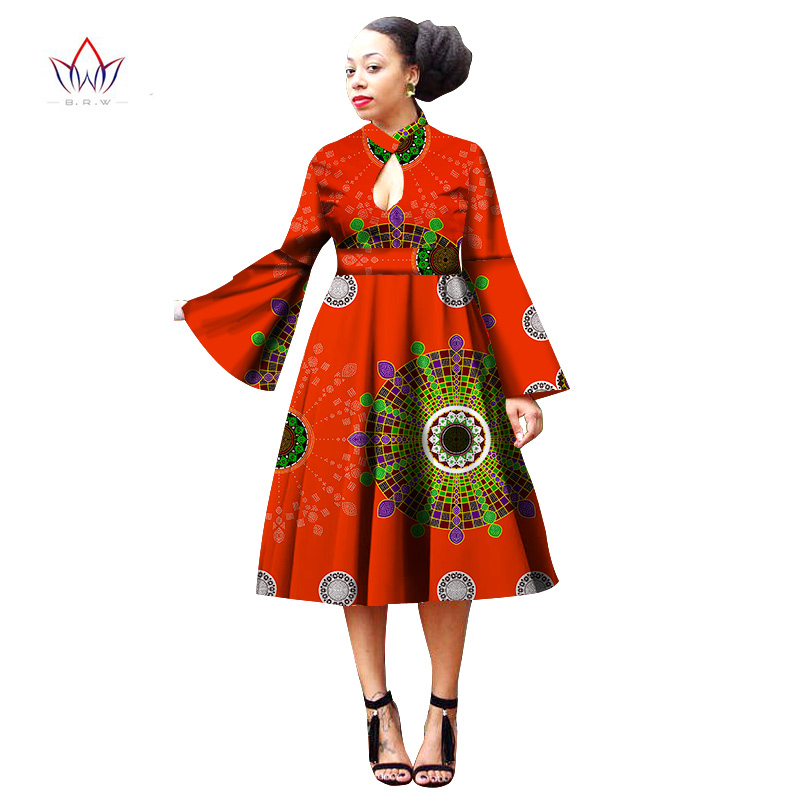 African Style Dresses Plus Size Fashion