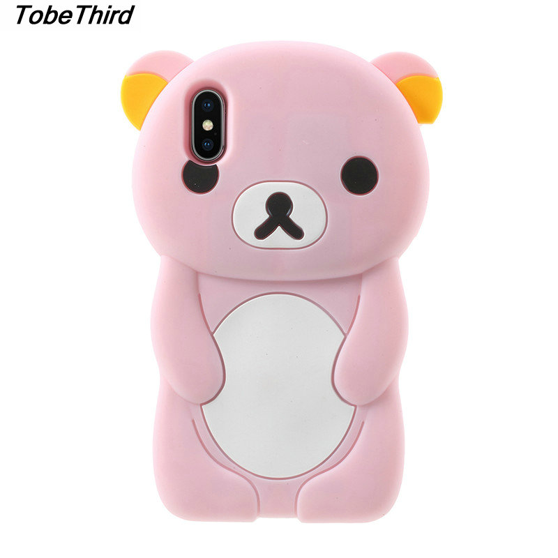Rilakkuma Iphone Case