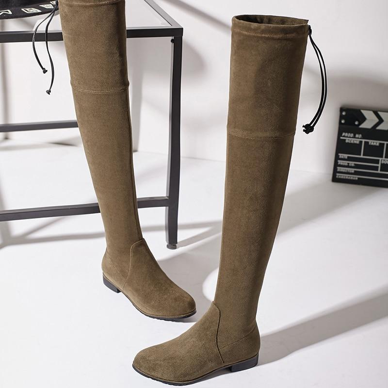 Vintage Thigh High Boots Promotion-Shop for Promotional Vintage