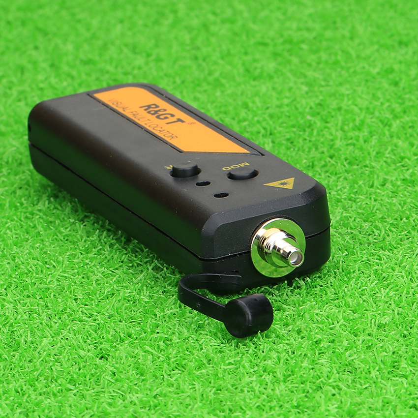 KELUSHI 30mw Red Light Laser Laser Fester Optic Cable Tester - Echipamente de comunicare - Fotografie 3