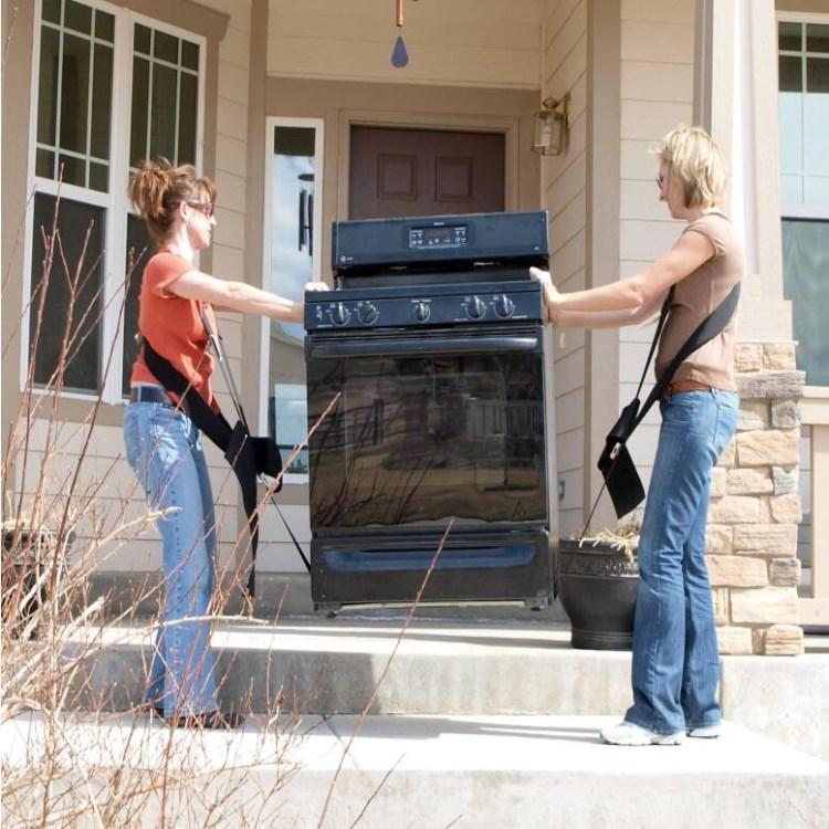 Higher Quality Furniture Moving Straps Upstairs Labor Saving Shoulder Moving RopeTransport Belt Carrying Home Appliances Belt