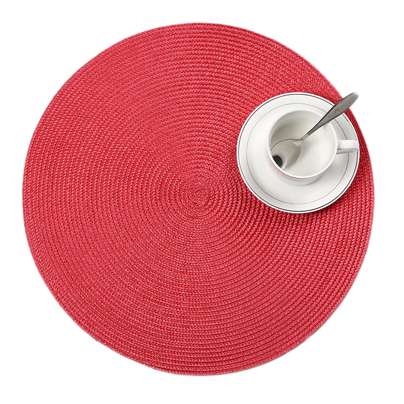 Online Buy Wholesale Round Placemats From China Round