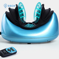 Heat Therapy For Neck Massage Pillow