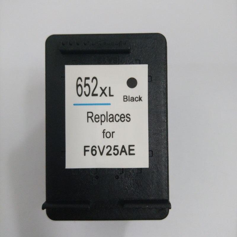 Vilaxh 652XL uyğun siyah kartrici HP 652 xl 652XL Deskjet - Ofis elektronikası - Fotoqrafiya 3