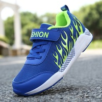 Children's Shoes Spring Autumn Boy's Mesh Sports Shoes Male Student Breathable Running Shoes Fashion Brand Sneakers for Children