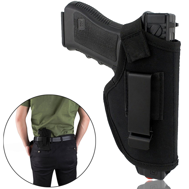 Tactical Pistol Holster Concealed Carry Gun Holsters Belt