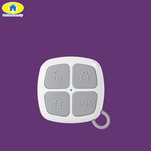 Golden Security 433Mhz Remote Control Alarm Key for G90E G90B Security WiFi Home Alarm System Alarm