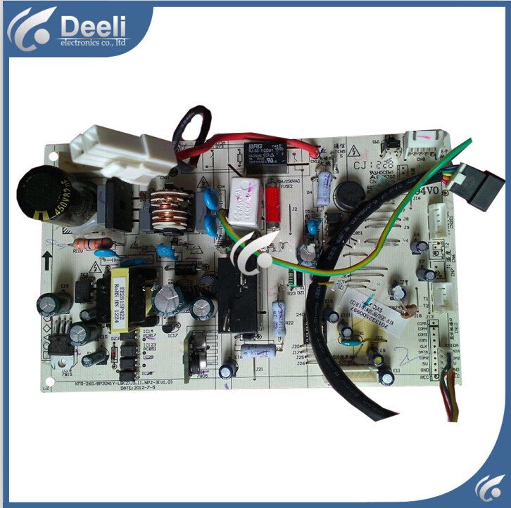95% new good working for air conditioning Computer board KFR-35G/BP3DN1Y-LB(2) control board on sale 95% new good working for air conditioning accessories kfr 23 25 26 32 35g m75a computer board motherboard on sale