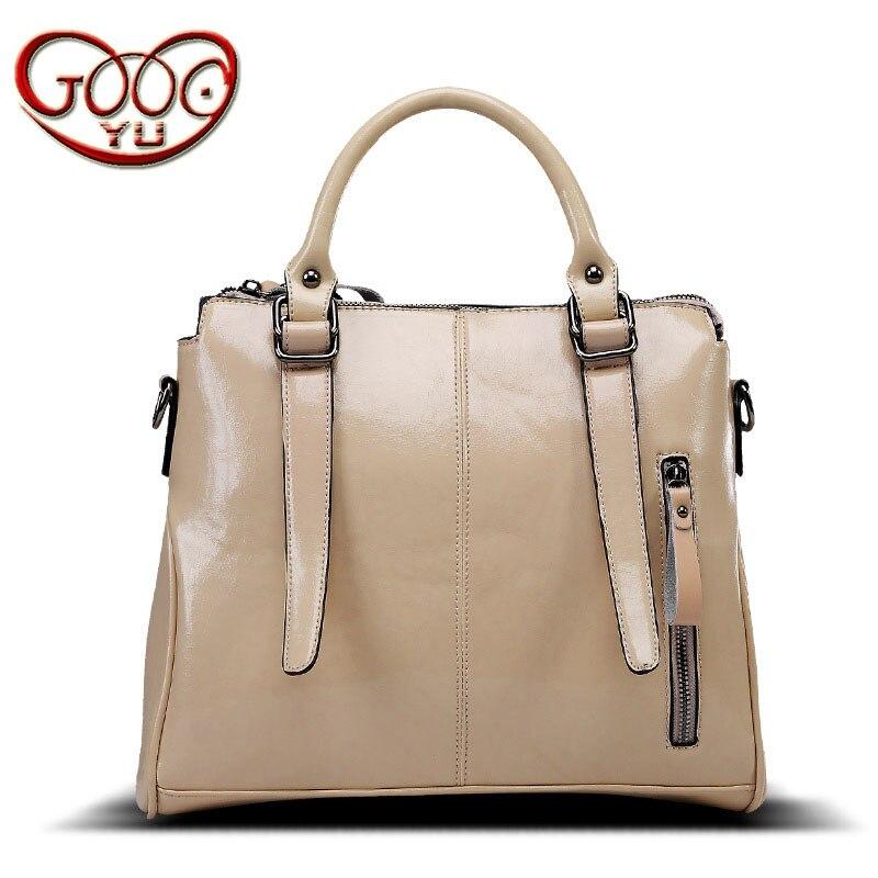 купить New high-quality European and American PU leather cross-section square handbag high-capacity zipper shoulder cross-killer bag недорого