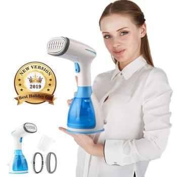 цена на 280ml New Portable Handheld Mini Electric Steam Iron Steamer For Clothes Steamer Ironing Machine Streamwr Hanging Hot Garment