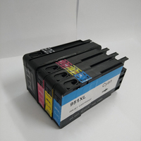 1Set Of 950XL 951XL Bk Color Ink Cartridge For HP Officejet 8100 8600 New Chip