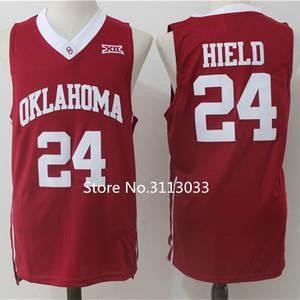 4582aa8c452e Buddy Hield  24 College Oklahoma Sooners Basketball Jersey