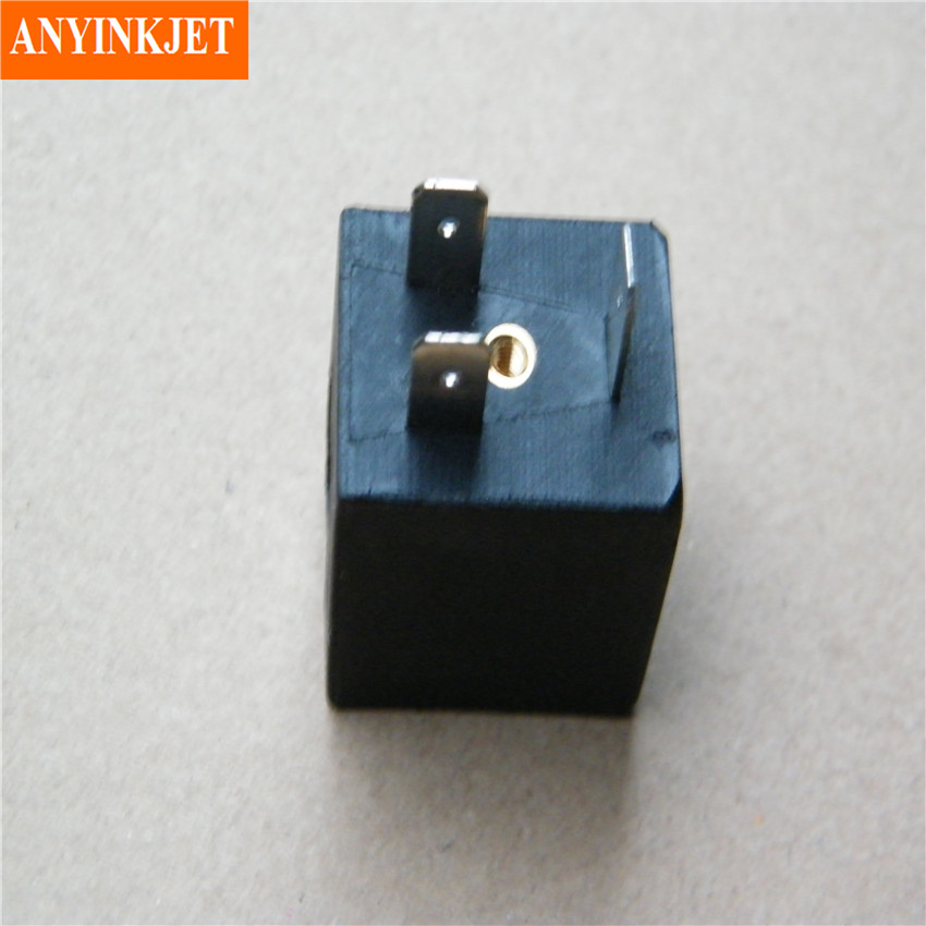 solenoid valve 2WAY 24V 3.8W 14780 for Domino A100 A200 A300 A series Printer 4v series 24v dc solenoid valve