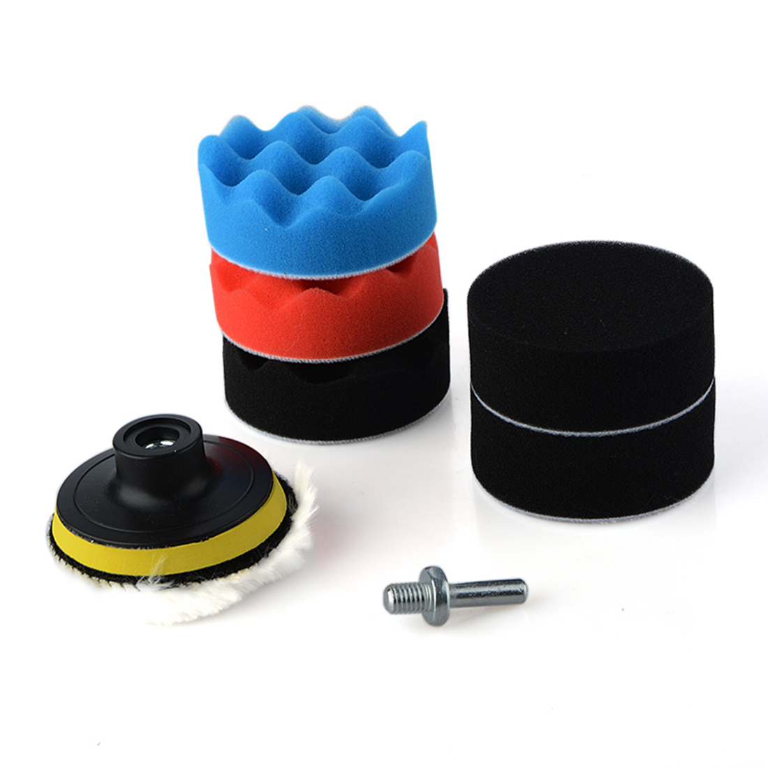 Aliexpress.com : Buy 8Pcs/Set 3inch Polishing Buffing Pad