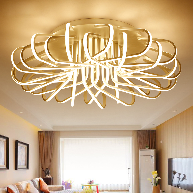 Surface-mounted ceiling lamp for bedroom living room ultra-thin acrylic ceiling light Home Lighting Fixture Home Decor round thin iron acrylic geometry ceiling light fixture surface mounted modern simple plafon lamp for hallway bedroom living room
