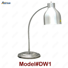 DW1/DW2 electric stainless steel food heating warming lamp light for restaurant цена и фото