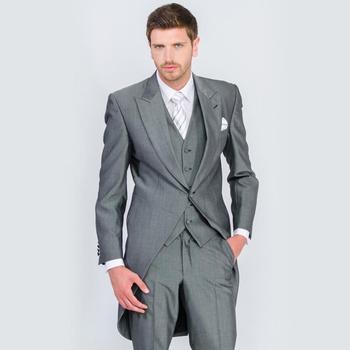 7194e336f Traje de trabajo de moda para hombre esmoquin chaqueta Formal de moda para  ocasiones esmoquin trajes ...