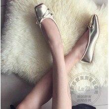 แบบพกพาปิดกลับToeshoeแข็งนุ่มหนังPuทองชุดรองเท้าผู้ชายรองเท้าสตรีสดใสโกลเด้นบัลเล่ต์A Ppliques
