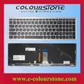 Brand New Russian Backlit Black for Lenovo IdeaPad U510 Z710 RU Russian notebook keyboard 25211304 9Z.N8RBU.B0R