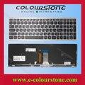 Nova marca Russa Backlit Preto para Lenovo IdeaPad U510 RU teclado notebook Russo Z710 25211304 9Z. N8RBU. B0R