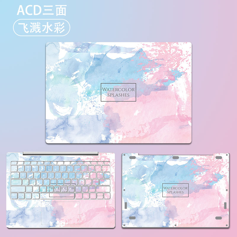 2018 Marble Laptop Skin for Xiaomi Mi Notebook Air 12 5 13 3 Pro 15 6  Laptop Sticker Cover for Xiaomi Gaming Notebook 15 6 inch