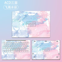 2018 Marble Laptop Skin for Xiaomi Mi Notebook Air 12.5 13.3 Pro 15.6 Laptop Sticker Cover for Xiaomi Gaming Notebook 15.6 inch