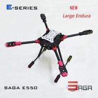 Rc самолет Drone Quadcopter комплект рамка части складной углеродного волокна рамка костюм 580 мм бесщеточные двигатели E550