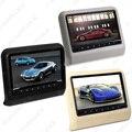 9 Pulgadas (16:9) Coche Reposacabezas Monitores LCD Digital AV Monitor HD de Control Remoto de $ Number Colores #3857