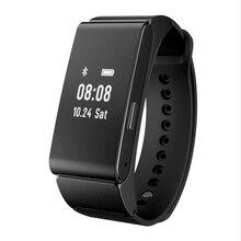 Оригинальный iband M8 умный браслет с Bluetooth гарнитура сна монитор Смарт часы гарнитура для IOS Android-смартфон SmartBand